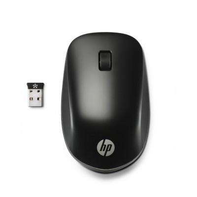 HP Ultra Mobile Wireless Mouse ratón RF inalámbrico 1200 DPI Ambidextro