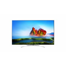 """LG 55SJ850V 55"""" 4K Ultra HD Smart TV Wifi Plata, Color blanco LED TV"""