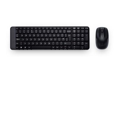 Logitech Wireless MK220 Teclado y ratón (920-003159)