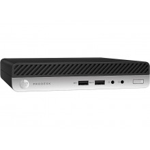HP ProDesk 400 G3 DM (1QM26EA) | Equipo inglés | 1 Año de Garantía