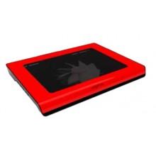 "Approx APPNBC06 15.6"" 1500RPM Negro, Rojo almohadilla fría"