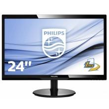 Monitor Philips V Line LCD 246V5LHAB/00 (246V5LHAB/00)