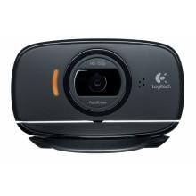 Logitech C525 8MP 1280 x 720Pixeles USB 2.0 Negro cámara web