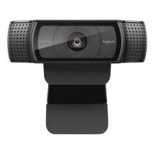 Logitech C920 15MP 1920 x 1080Pixeles USB 2.0 Negro cámara web
