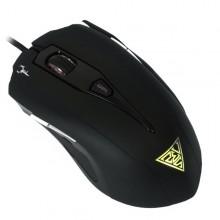 GAMDIAS HADES USB Laser 8200DPI Ambidextro Negro ratón