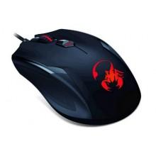 Genius GX Gaming Ammox X1-400 USB Óptico 3200DPI Negro ratón