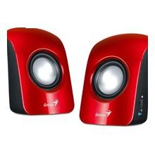 Genius Sp-U115 1.5W Rojo altavoz