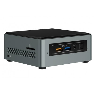PC Sobremesa Intel NUC BOXNUC6CAYSAJ | J4005 | 2 GB