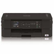 Brother DCP-J572DW multifuncional Inyección de tinta 27 ppm 1200 x 6000 DPI A4 Wifi