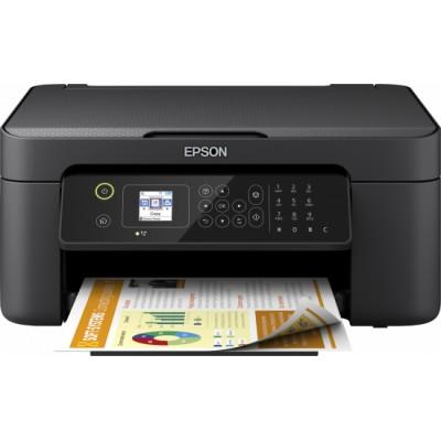 Epson WorkForce WF-2810DWF Inyección de tinta 33 ppm 5760 x 1440 DPI A4 Wifi