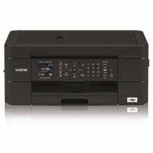 Brother MFC-J491DW multifuncional Inyección de tinta 27 ppm 1200 x 6000 DPI A4 Wifi