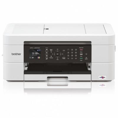 Brother MFC-J497DW multifuncional Inyección de tinta 27 ppm 6000 x 1200 DPI A4 Wifi
