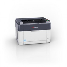 Impresora KYOCERA FS-1041 1800 x 600DPI A4 Negro, Color blanco