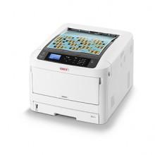 Impresora OKI C824n Color 1200 x 600 DPI A3