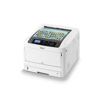 Impresora OKI C834nw Color 1200 x 600 DPI A3 Wifi
