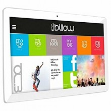 X101PROS+ tablet 32 GB Plata, Blanco