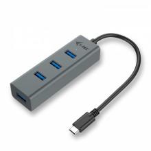 i-tec Metal USB-C HUB 4 Port