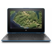 Portátil HP Chromebook x360 11 G2 - Celeron N4100 - 8 GB