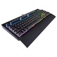 Corsair K68 RGB teclado USB QWERTY Español Negro