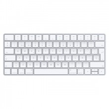 Apple Magic teclado Bluetooth QWERTY Español Blanco