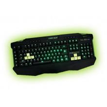 KeepOut F110 teclado USB Negro