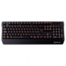 Hiditec GK500 teclado USB Negro