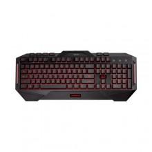 ASUS Cerberus teclado USB Negro