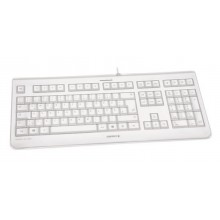 CHERRY KC 1068 teclado USB Español Gris