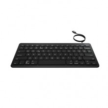 ZAGG 103202226 teclado USB Español Negro