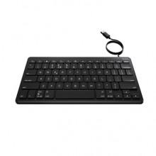 ZAGG 103202242 teclado USB Español Negro