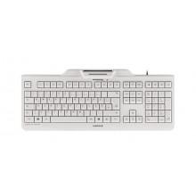 CHERRY KC 1000 SC teclado USB QWERTY Español Gris