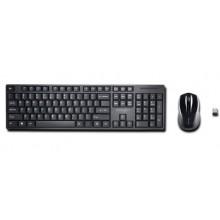 Kensington K75230ES teclado RF inalámbrico QWERTY Negro