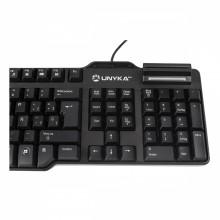 UNYKAch SCK 818 A teclado USB Negro