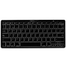 Approx APPKBBT02B teclado Bluetooth QWERTY Español Negro
