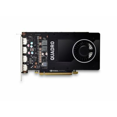 Tarjeta Gráfica HP 6YT67AA Quadro P2200 5 GB GDDR5X