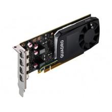 Tarjeta Gráfica HP NVIDIA Quadro P1000 de 4 GB