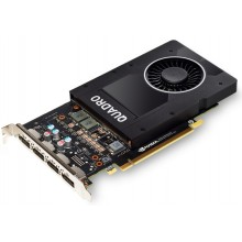 Tarjeta Gráfica PNY VCQP2200-PB Quadro P2200 5 GB GDDR5X