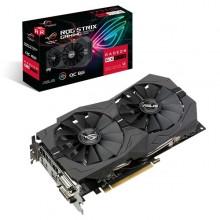 Tarjeta Gráfica ASUS ROG -STRIX-RX570-O8G-GAMING Radeon RX 570 8 GB GDDR5