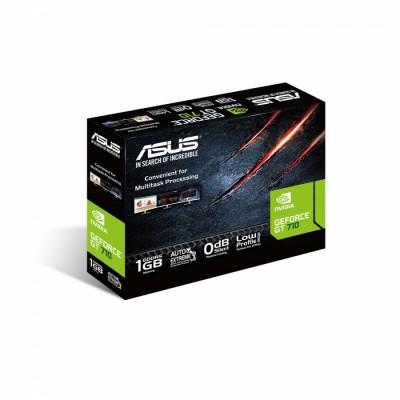 Tarjeta Gráfica ASUS GT710-SL-1GD5 GeForce GT 710 1 GB GDDR5