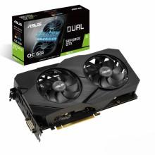 Tarjeta Gráfica ASUS Dual -GTX1660TI-O6G-EVO GeForce GTX 1660 Ti 6 GB GDDR6