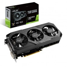 Tarjeta Gráfica ASUS TUF Gaming TUF3-GTX1660TI-O6G-GAMING GeForce GTX 1660 Ti 6 GB GDDR6
