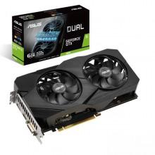 Tarjeta Gráfica ASUS Dual GTX1660-6G-EVO GeForce GTX 1660 6 GB GDDR5
