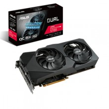 Tarjeta Gráfica ASUS Dual -RX5700-O8G-EVO Radeon RX 5700 8 GB GDDR6