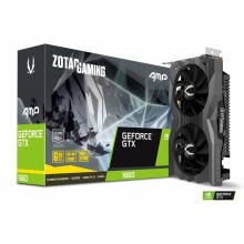 Tarjeta Gráfica Zotac ZT-T16600D-10M GeForce GTX 1660 6 GB GDDR5