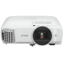 VideoProyector Epson Home Cinema EH-TW5400 2500 lúmenes ANSI 3LCD 1080p (1920x1080) 3D Proyector instalado en el techo Bla