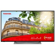 "Televisor Toshiba 43UL3A63DG TV 109,2 cm (43"") 4K Ultra HD Smart TV Wifi Negro"