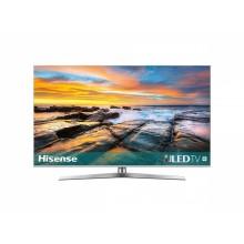 "Televisor Hisense H50U7B TV 125,7 cm (49.5"") 4K Ultra HD Smart TV Wifi Negro, Plata"