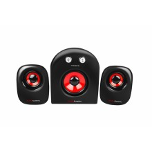 MS2 2.1channels 20W Negro conjunto de altavoces