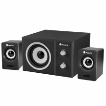 Sugar 2.1channels 20W Negro conjunto de altavoces
