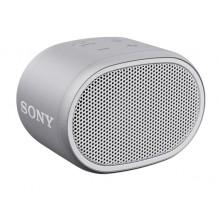 SRS-XB01 Mono portable speaker Blanco